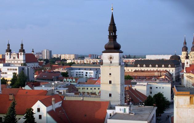 Mestské zásahy Trnava 2016