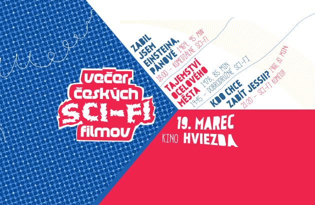 Večer českých sci-fi filmov