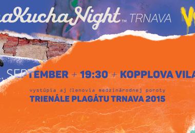 Zahraniční hostia na PechaKucha Night o grafickom dizajne