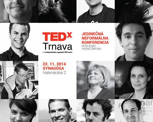 Na TEDxTrnava príde 13 skvelých hostí, zahrajú Lost Clusters a Mikulcová Band